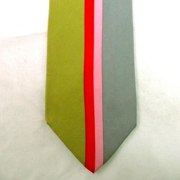 8a496f118bdd Gene Meyer Accessories | Mens Silk Tie | Poshmark